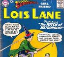 Superman's Girlfriend, Lois Lane/Covers