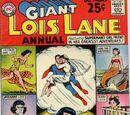 Superman's Girlfriend, Lois Lane Annual Vol 1 1