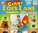 Superman's Girlfriend, Lois Lane Annual Vol 1 2