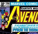 Avengers Vol 1 206