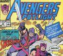 Avengers Spotlight Vol 1 22