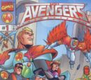 Avengers: United They Stand Vol 1 Toy Insert
