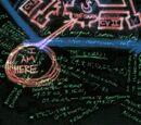 Blast door map equations