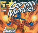 Captain Marvel Vol 4 0