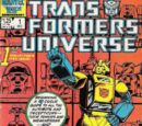 The Transformers Universe (Marvel comic)