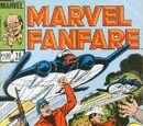 Marvel Fanfare Vol 1 16