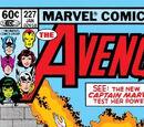 Avengers Vol 1 227