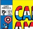 Captain America Vol 1 121