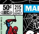 Amazing Spider-Man Vol 1 215