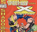 Spider-Man and X-Factor Shadowgames Vol 1 1