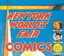 New York World's Fair Comics/Covers