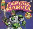 Untold Legend of Captain Marvel Vol 1 1
