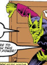 Goblin (Kid) (Earth-616) from Vision and the Scarlet Witch Vol 1 1 0001.jpg