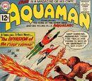 Aquaman/Covers