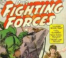 Our Fighting Forces/Covers