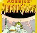 Moebius/Cover Artist