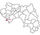 Cities in Guinea