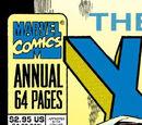 Uncanny X-Men Annual Vol 1 1994