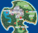 Mega Man Legends locations