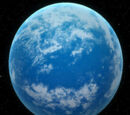 Devastated planets