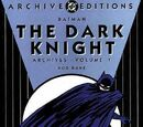 Batman: The Dark Knight Archives Vol 1 (Collected)