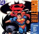 Superman/Batman Secret Files 2003