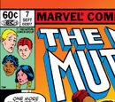 New Mutants Vol 1 7