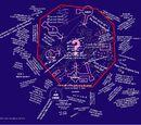 Blast door map
