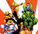 Big Hero Six (Earth-616)/Gallery