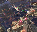 Battle of Coruscant - Clone Wars (ROI)