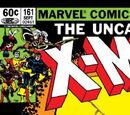 Uncanny X-Men Vol 1 161