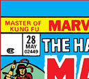 Master of Kung Fu Vol 1 28