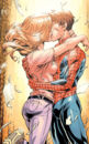 Katherine Pryde & Peter Parker (Earth-1610) from Ultimate Spider-Man Annual Vol 1 1 001.jpg