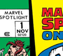 Marvel Spotlight Vol 1