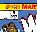 Werewolf by Night Vol 1 9