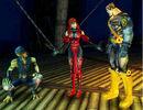 Wanda Maximoff (Earth-7964), Mortimer Toynbee (Earth-7964) and Piotr Rasputin (Earth-7964) from X-Men Legends II Rise of Apocalypse 001.jpg
