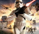 Galactic Civil War (Rise of the Empire)