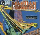Martian Manhunter/Covers