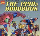 Marvel Legacy: The 1990s Handbook Vol 1 1