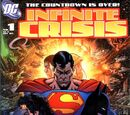 Infinite Crisis/Covers