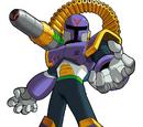 Mega Man X1 bosses