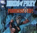 Birds of Prey Vol 1 101