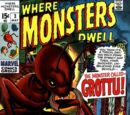 Where Monsters Dwell Vol 1 3