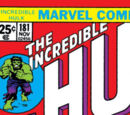 Incredible Hulk Vol 1 181