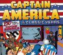 Captain America: The Classic Years TPB Vol 1 1