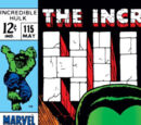Incredible Hulk Vol 1 115