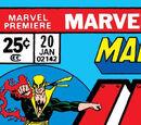 Marvel Premiere Vol 1 20