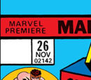 Marvel Premiere Vol 1 26