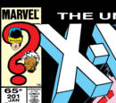 Uncanny X-Men Vol 1 201