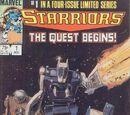 Starriors Vol 1 1
